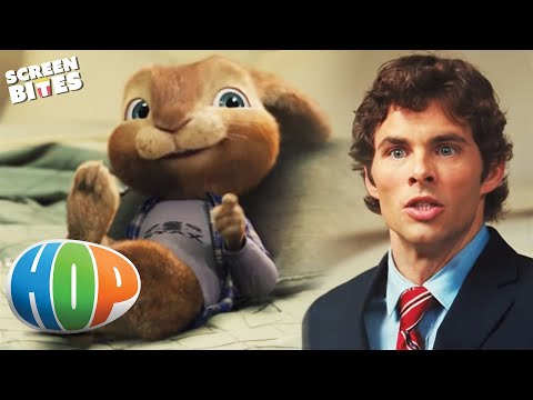 Hop  Russell Brand and James Marsden bubble bath   HD VIDEO