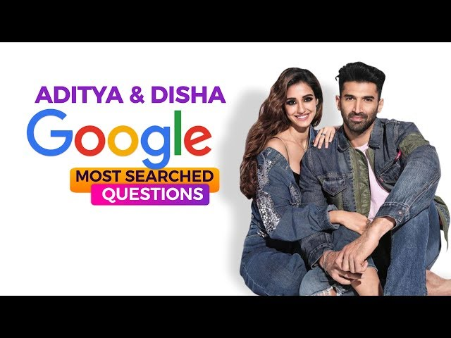 Disha Patani's DATING SECRETS answered in Google's most searched questions