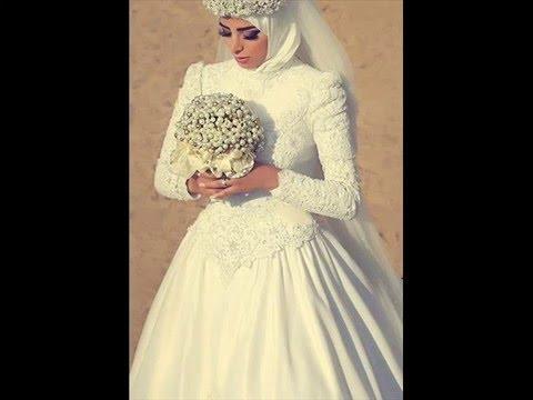 Traditional Arabic Wedding Dresses 2016