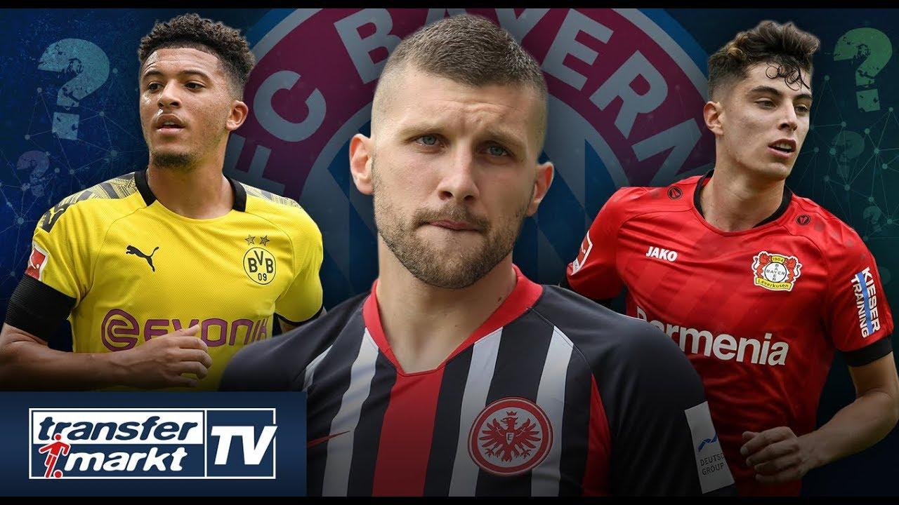 Rebic Zu Bayern
