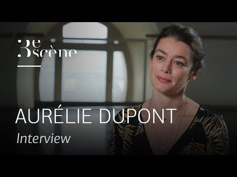 Interview with Aurélie Dupont
