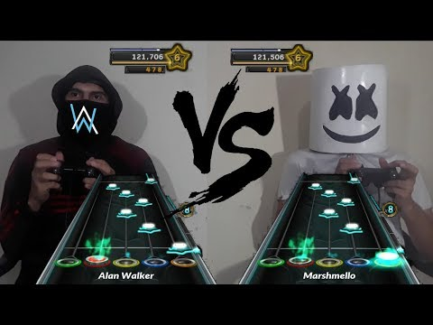 [GH3/CH] Alan Walker Vs Marshmello Batalla Epica #3 (The Revenge) | FAN MADE