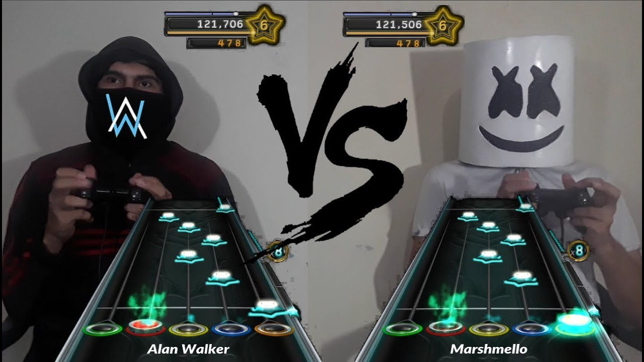 gh3 ch alan walker vs marshmello batalla epica 3 the revenge