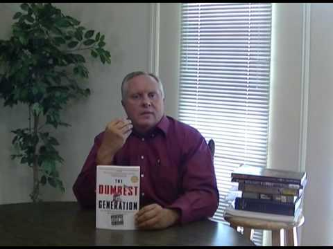 Book Review The Dumbest Generation By Mark Bauerlein