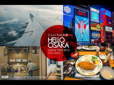 Aplus-Studio GO Around#7 : OSAKA JAPAN TRIP [7-13 June 2015]