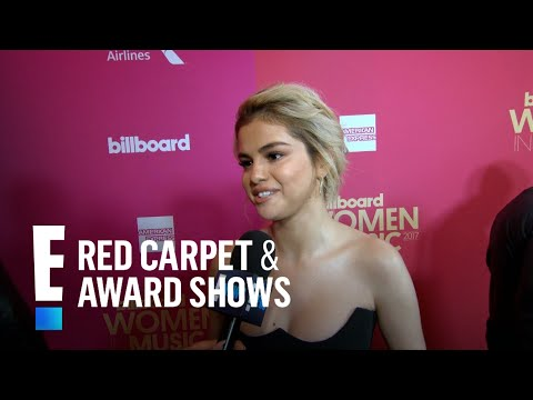 Selena Gomez Tells on Her Health and Blonde Hair | E! Live from the Red Carpet thumbnail