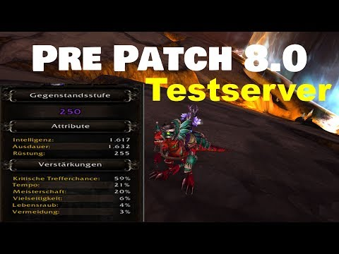 wow patch 8 0