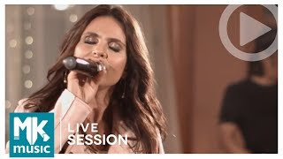 Andar Sobre as Águas - Aline Barros (Live Session) COM LETRA