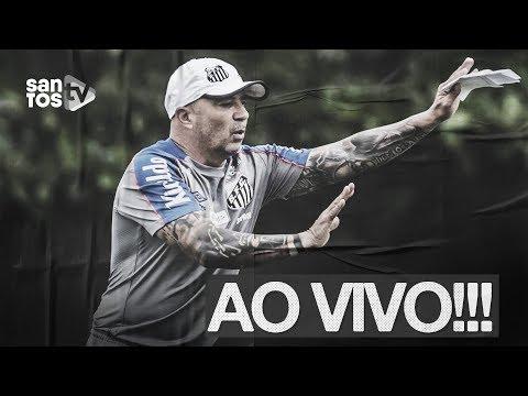 JORGE SAMPAOLI | PÓS-JOGO AO VIVO (29/09/19)