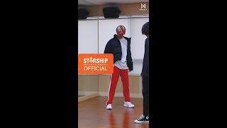 [MINHYUK][Dance Practice] 몬스타엑스 (MONSTA X) - 'SHOOT OUT' Vertical Video