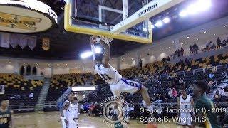 Sophie B. Wright vs. Walker - MLK Basketball Showcase