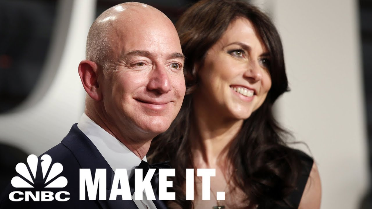 Jeff Bezos Wife Would Rather Have A Child With 9 Fingers Than One