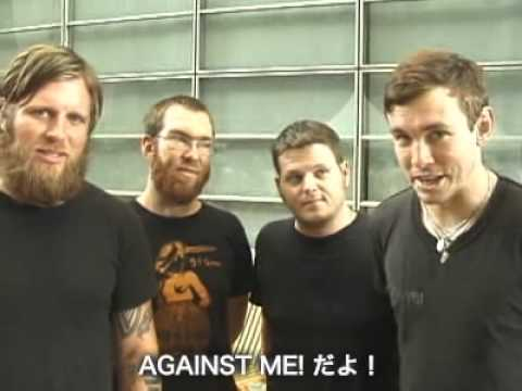 AGAINST ME!|SUMMER SONIC 08