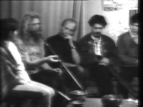 Nada on Mongolian TV 1994