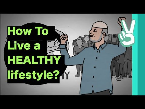 How To Live A Healthy Lifestyle? - A Story Of Jeff (WITH TIPS)