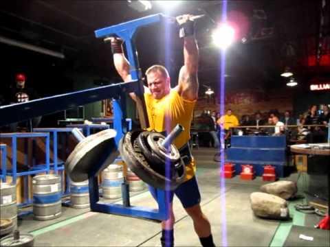 Winnipeg Strongman 2011 - Viking Press