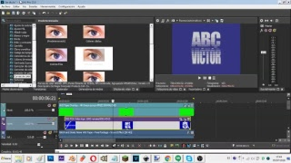 Victor's OBS Livestream S1 E2: Playing Roblox/Making of ABC Victor Video logos.