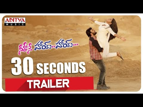 Neethone Hai Hai 30 Seconds Trailer || Neethone Hai Hai Songs || Arun Taj, Charishma Shreekar