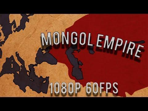 Cengiz Han'ın Fetihleri / Moğol İmparatorluğu