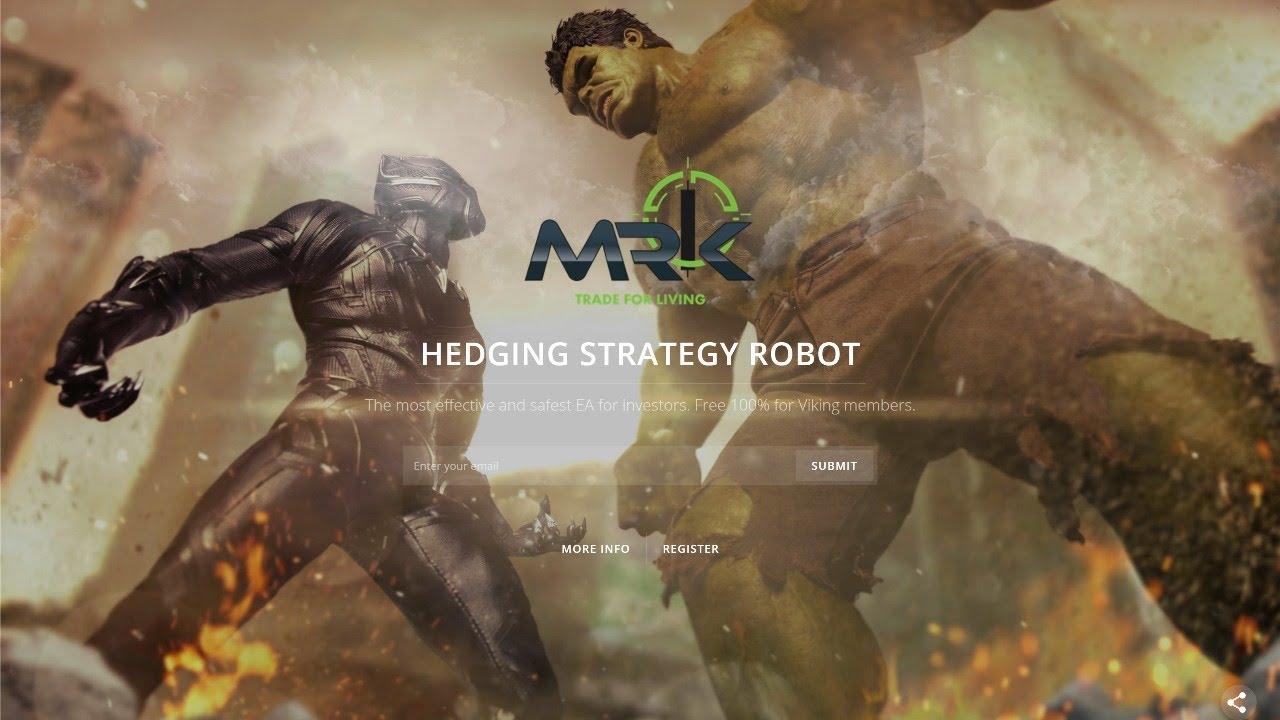 Giới thiệu Black Panther & Hulk – Bot đánh Hedeging cực kì an toàn & hiệu quả.