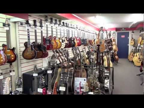 Knighton Music Centre Shop Tour