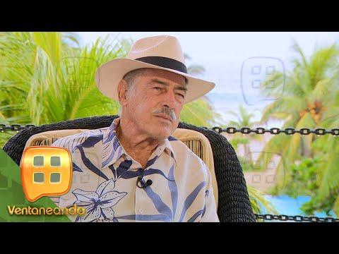 ¡Andrés García ya piensa en la muerte y revela cómo le gustaría irse y ser recordado! | Ventaneando