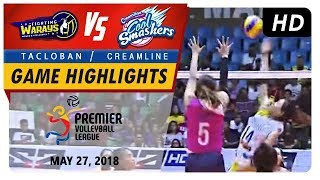 PVL RC Season 2 - WD: Fighting Warays vs. Cool Smashers | Game Highlights | May 27, 2018