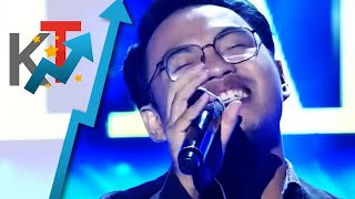 Julius Mariano sings Eric Benet's The Last Time
