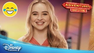 Adventures in Babysitting | Sabrina Carpenter - This Or That | Official Disney Channel UK
