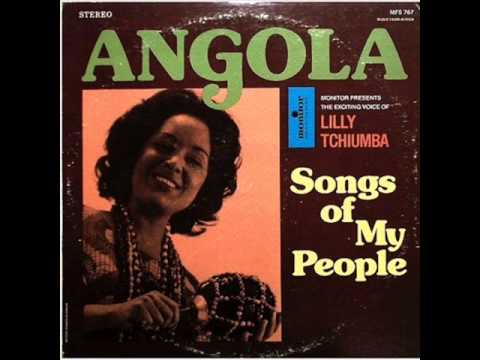 Lilly Tchiumba - Songs of My People (1975) (Full Album)