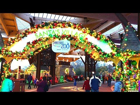 Christmas at the Zoo 2018