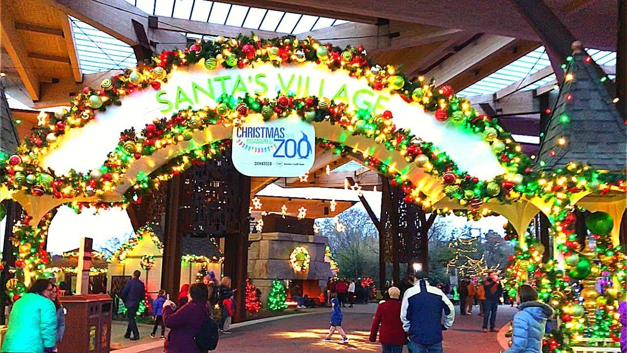 Christmas At The Zoo.Christmas At The Zoo 2018