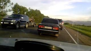 Авария Белокуриха 3 км 9.06.2013 км видео 2(, 2013-06-10T02:19:50.000Z)