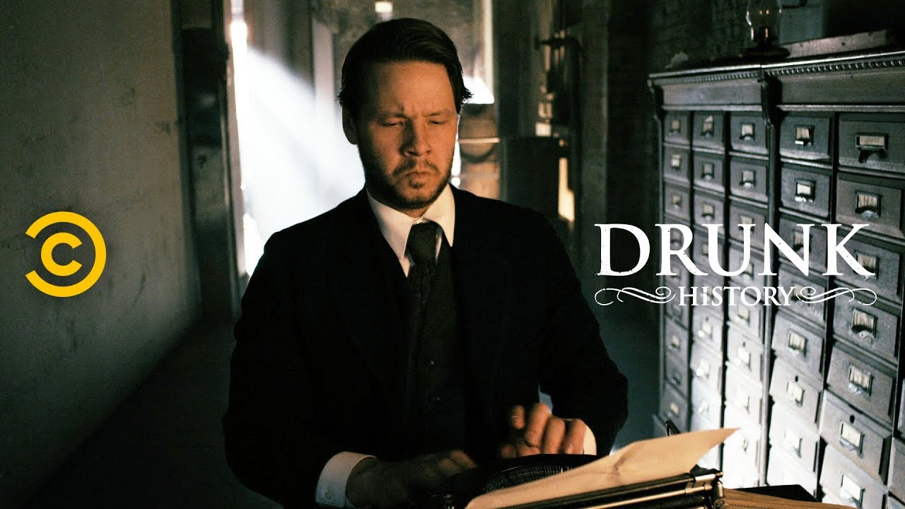 Download August Spies and the Haymarket Riot (feat. Ike Barinholtz) - Drunk History - Drunk History