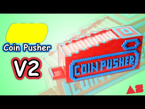 How To Make A Lego Coin Pusher