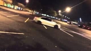 2009 Pontiac G8 V6 burnout