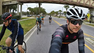 Cycling in Florida - Mount Dora Ride
