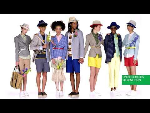 Летний гардероб от United Colors Of Benetton: базовые вещи на все случаи жизни