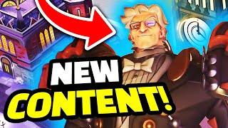 Overwatch NEW Content! Sigma Maestro Event!
