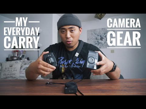 My Everyday Carry (Camera Gear)