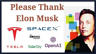 Negative stories on Elon Musk and Tesla need to stop.  Short sellers and news readers: wise up!
