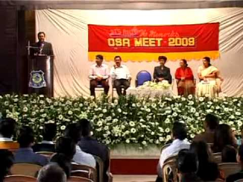 mnnit alumni meet speech