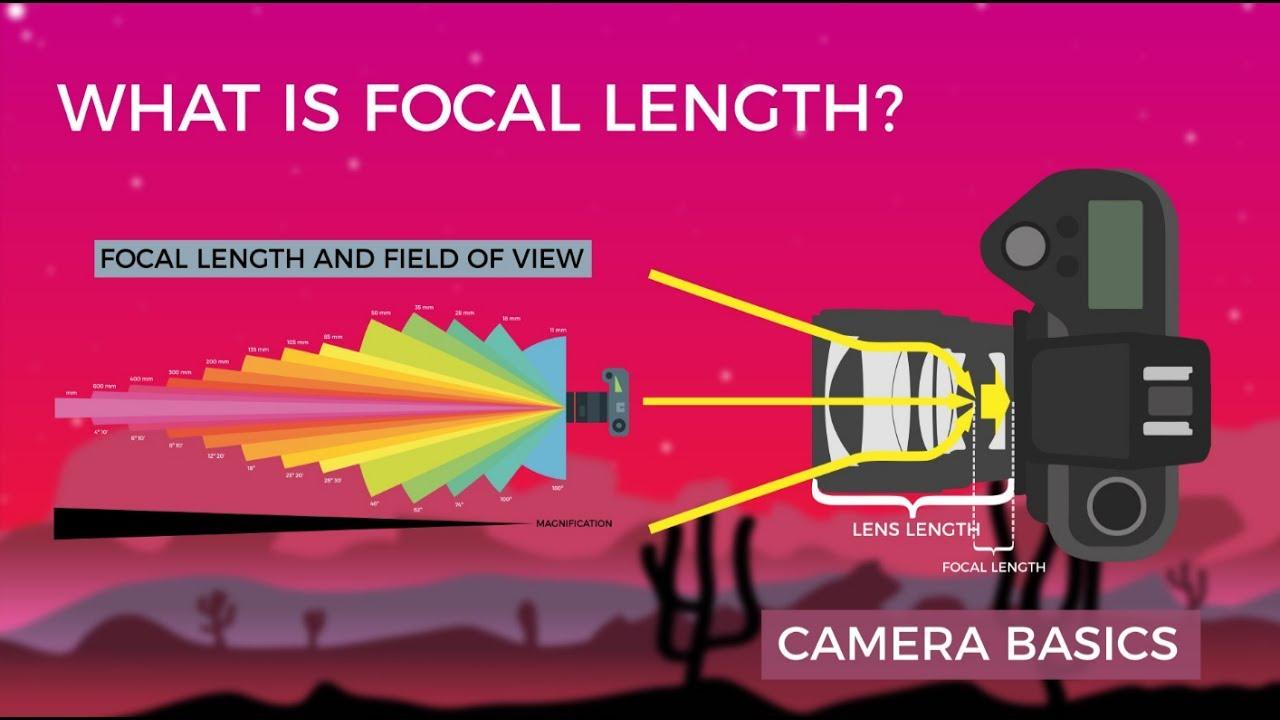 Camera Basics - Focal Length