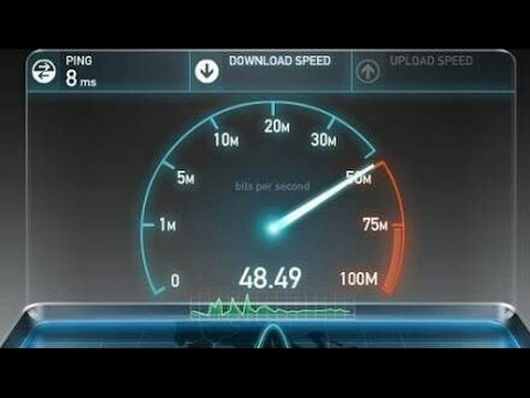 How to connect Hi speed internate . connect fiber optics cable
