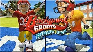 Backyard Football: CRAZIEST FOOTBALL GAME EVER!! - Part 2