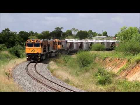 Australian Trains - 2017 Hard Times for the Great Northern Railway