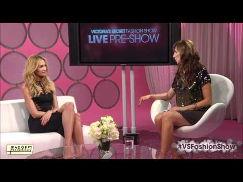 Victoria's Secret Angel Candice Swanepoel Interview