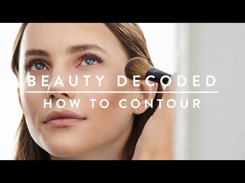 How to Contour | Beauty Decoded