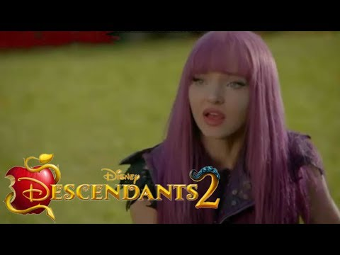 Descendants 2 - If Only - Deleted Scene-Song