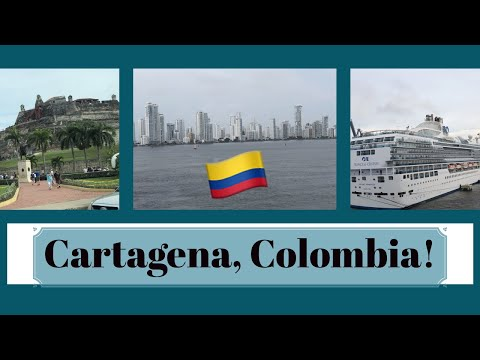 CARTAGENA, COLOMBIA Cruise Port l Norwegian Bliss Cruise Vlog l Ep. 19